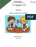 Perfil de Proyectos Escolares 2017