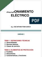 Accionamiento Electrico 1 Unac