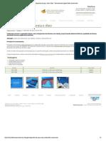 Separador de água, areia e óleo - Tratamento de esgoto-Delta Saneamento