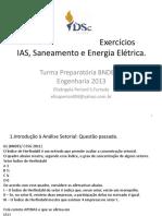Aula 2013 Setoriais EXERCICIOS com gabarito V2.pdf