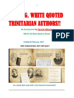 Mrs White Quotes Trinitarian Authors---An Assessment