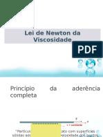 Lei de Newton Da Viscosidade (1)