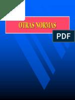 Otras Normas