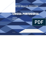 Matriz Processual Língua Portuguesa EFII EM