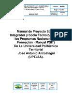 Manual PSI 2015