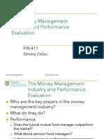 Lecture Money Management Section 1