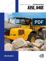 Product Brochure Volvo A35E, A40E
