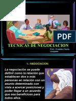 Tecnicas de Negociacion 2