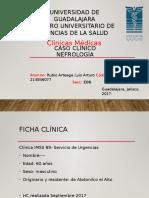 Caso Clinico Nefro