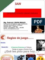 Operaciones Bancarias PATRICK LIHON