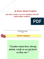 10 Leaders Tough Facts About Combat Brief 5 SEP 06
