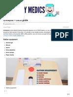 Geekymedics.com-Urinalysis OSCE Guide