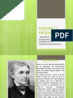 Federico Fröebel