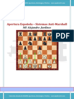 66 - Apertura EspañolaI Sistemas Anti-Marshall