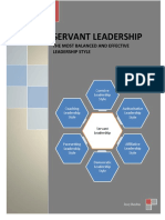 Servant Leadership - The Most Balanced and Effective Leadership Style