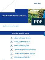 Doosan Retrofit Service