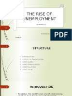 THE RISE OF UNEMPLOYMENT.pptx