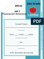2do Grado - Bloque 1 - Matemáticas.doc