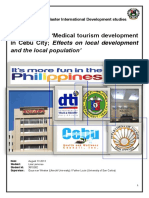 Thesis Medical Tourism Cebu Eindversie