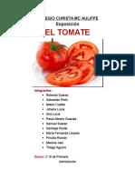 Exposición El Tomate
