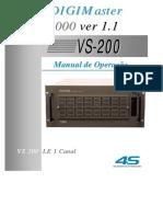 Manual Digi Master 2000