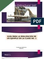 Análisis Estructural Sap 2000 Mi Presentación