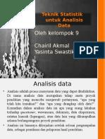 Teknik Statistika Untuk Analisis Data_Metpen