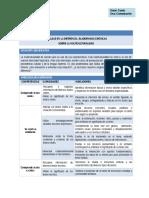 COM - Planificación Unidad 4 - 4to Grado v2 (1)