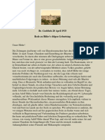 1933-04-20 Unser Hitler - Rede Zum 44. Geburtstag Adolf Hitlers [Joseph Goebbels]