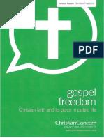 Gospel Freedom