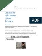Drug Classifications.docx