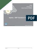 SAP Hybris - HY600 - Col03 Latest