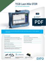 EXFO Spec-sheet MaxTester-715B v5 En