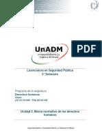 Unidad 2. Marco Normativo de Los Derechos Humanos