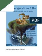 Las Ventajas de No Follar - Una Guía Para No Follar (Demasiado) - Enric Pont