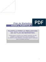 Plantilla Plan Marketing Semana 3