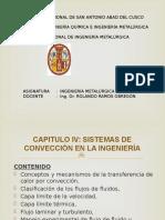 CONVECCIÓN FORZADA