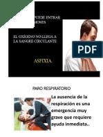 05.- Paro Cardiaco y RCP