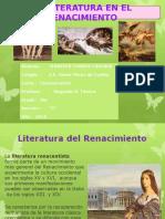 Literatura Renacimiento Ok