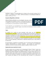 Protocol o Gilberto Gimenez