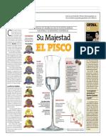 Su majestad El Pisco