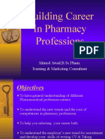 Building Career in Pharmacy Professions-1