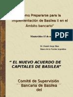 Basilea II Presentacionuruguay