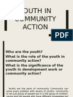 Youth in Community Action