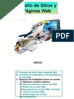 Presentacion de Diseño de Pagina Web