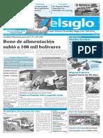 Edición Impresa Elsiglo 20-02-2017