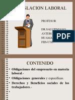 6. Obligaciones Del Empleador.2012