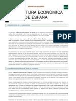 Historia Económica de España 2017