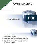 Model Communication
