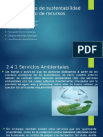 2.4.1 y 2.4.2 Desarrollo Sustentable